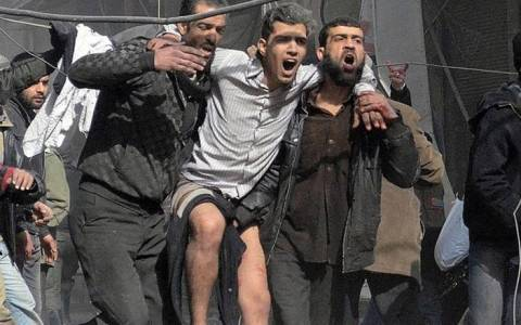 Συρία: Ογδόντα δύο νεκροί αντάρτες στις επιδρομές της συριακής αεροπορίας