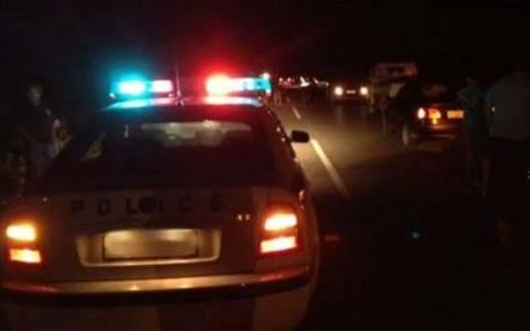 Μποτιλιάρισμα στην κάθοδο προς Αθήνα λόγω τροχαίου