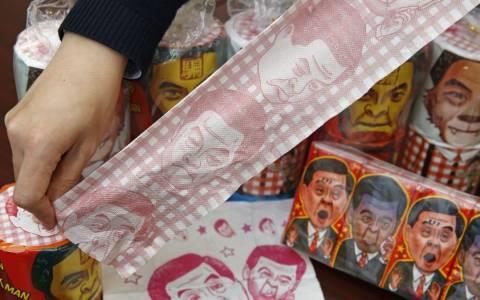 Κίνα: Κατάσχεσαν χαρτί υγείας με τη φάτσα πολιτικού ηγέτη