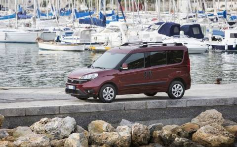 Fiat: Νέο Doblo, Active Family Space