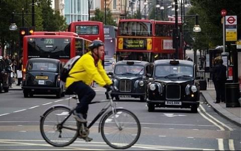 Σωματείο οδηγών ταξί: Οι ποδηλάτες είναι οι τζιχαντιστές του Λονδίνου