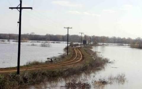 Ο Έβρος μετράει τις πληγές του από τα πλημμυρικά φαινόμενα