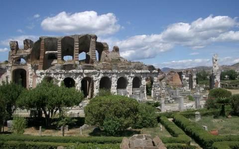 Νέα πτώση τοίχου λόγω βροχής στην Πομπηία