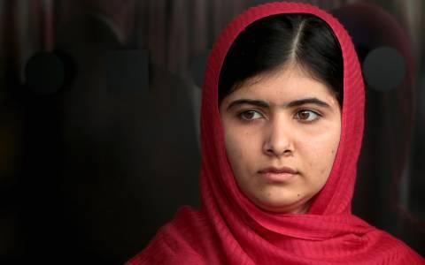 Έκκληση της Μαλάλα για να λυτρωθούν οι απαχθείσες μαθήτριες
