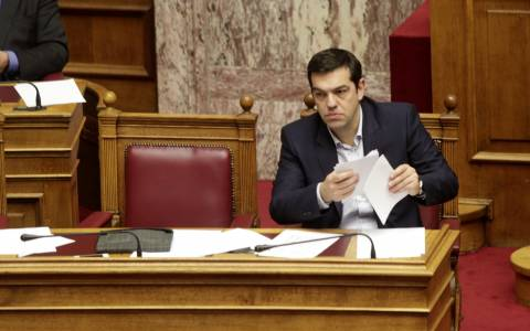 Δείτε LIVE τις προγραμματικές δηλώσεις του Αλέξη Τσίπρα από το Newsbomb.gr