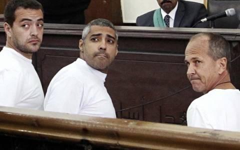 Αίγυπτος: Αυτήν την εβδομάδα η δίκη των δημοσιογράφων του Al Jazeera