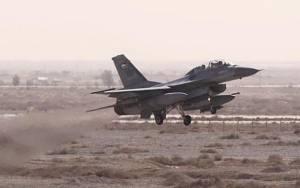 Ιορδανία: Πάνω από 56 βομβαρδισμοί κατά θέσεων του Ισλαμικού Κράτους