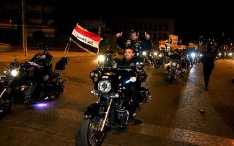 Ιράκ: Άρση απαγόρευσης κυκλοφορίας μετά από 12 χρόνια – Γλέντι μέχρι πρωίας (video)