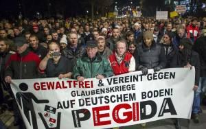 Το κίνημα Pegida περνά τα σύνορα της Γερμανίας