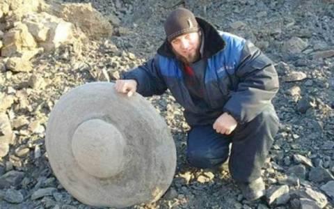Σιβηρία: Εντοπίστηκε μυστηριώδες αντικείμενο σε σχήμα UFO (video + photos)