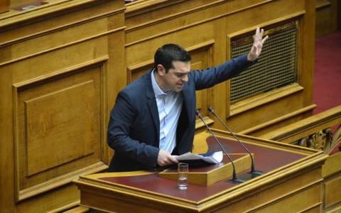Τσίπρας: Χρέος μας να διεκδικήσουμε κατοχικό δάνειο και γερμανικές αποζημιώσεις (vid)