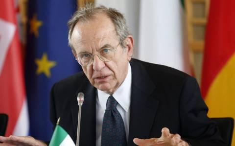Ιταλός ΥΠΟΙΚ: «Το ιταλικό χρέος δεν προκαλεί πρόβλημα, άτοπες οι δηλώσεις Βαρουφάκη»