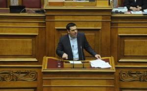 Προγραμματικές δηλώσεις: Αισιόδοξος για «νέα συμφωνία» ο Τσίπρας