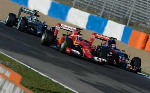 F1: Οι Χειμερινές δοκιμές στη Χερέθ από την πλευρά της Pirelli (photos)