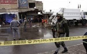 Ιράκ: Δύο επιθέσεις αυτοκτονίας στη Βαγδάτη