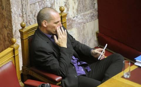 Βουλή: Έντονο ενδιαφέρον για τις δηλώσεις Βαρουφάκη