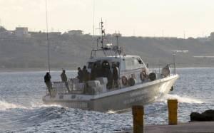 Σάμος: Συνελήφθησαν παράτυποι μετανάστες
