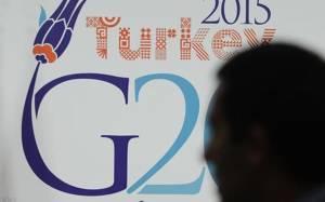 WSJ: Σκληρό τεστ η Σύνοδος της G20 στην Κωνσταντινούπολη