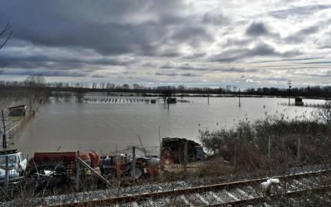 Έβρος: Πλημμύρισαν 220.000 στρέμματα καλλιεργήσιμων εκτάσεων