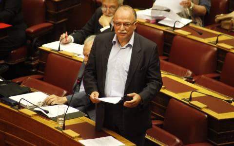 Παπαδημούλης: Ζητά παρέμβαση της Κομισιόν για την αξιοποίηση των φορολογικών λιστών