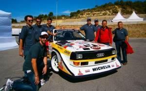 Audi: Πανελλήνιος Διαγωνισμός Twin Cup 2014
