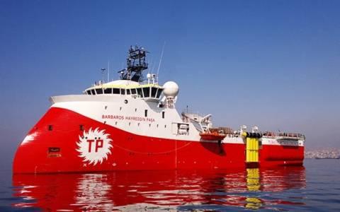 Hurriyet: «Δεν θα αποσυρθεί το «Μπαρμπαρός» από την ανατολική Μεσόγειο»