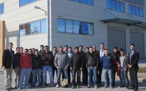 VW: Επίσκεψη του ΙΕΚ ΑΚΜΗ Θεσσαλονίκης στo Πρότυπο Κέντρο της Kosmocar