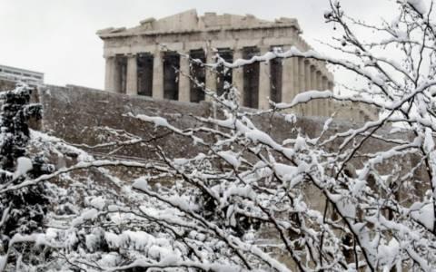 Στον «πάγο» όλη η χώρα – Πού θα χιονίσει τις επόμενες ώρες