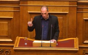 Η πρόταση πέντε σημείων του Βαρουφάκη στο Eurogroup