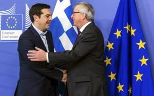 Άγνοια της Κομισιόν για την επιστολή Γιούνκερ προς την Αθήνα
