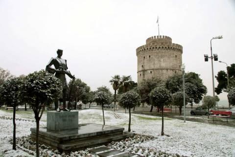 Προβλήματα από το χιονιά στη Βόρεια Ελλάδα – Ποια σχολεία θα παραμείνουν κλειστά