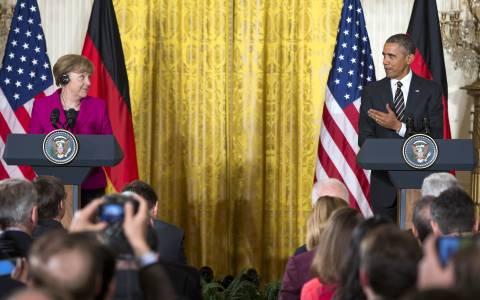 Ομπάμα: Πλήγμα στην εικόνα των Ηνωμένων Πολιτειών το σκάνδαλο υποκλοπών