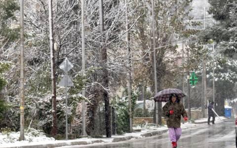 Κλειστά τα σχολεία στην Πεντέλη την Τρίτη (10/02/2015)