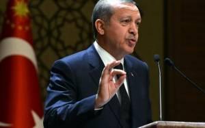 Ερντογάν: Η απειλή Γκιουλέν σοβαρότερη και από ό,τι οι αντάρτες του PKK
