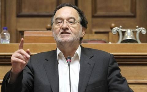 Λαφαζάνης: Το πρόγραμμα του ΣΥΡΙΖΑ δεν είναι «ευκαιριακή» σημαία