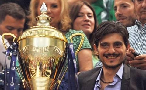 Δ. Γιαννακόπουλος: «Στόχος μας η ανάδειξη του ελληνικού μπάσκετ»