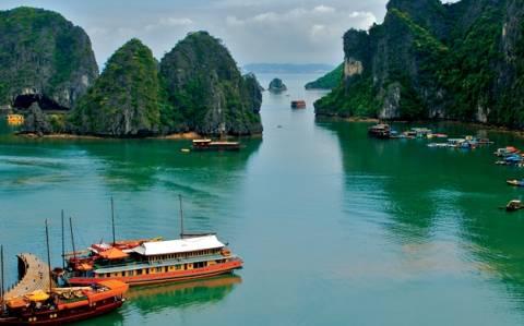 Στο δρόμο για το Βιετνάμ! (video)