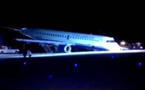 ΗΠΑ: Αναγκαστική προσγείωση αεροσκάφους στο αεροδρόμιο του Χιούστον (video)
