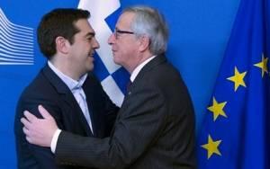Τσίπρας- Γιούνκερ συντονίζονται για επίτευξη συμφωνίας τη Δευτέρα