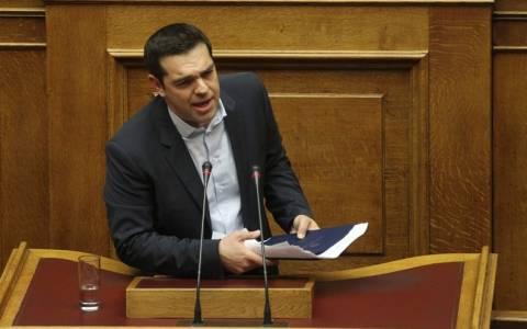 Τσίπρας σε Σαμαρά: Είσαι με τη Μέρκελ ή με την Ελλάδα;