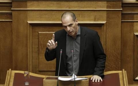 Προγραμματικές δηλώσεις: Η ομιλία του Γιάννη Βαρουφάκη στη Βουλή (video)