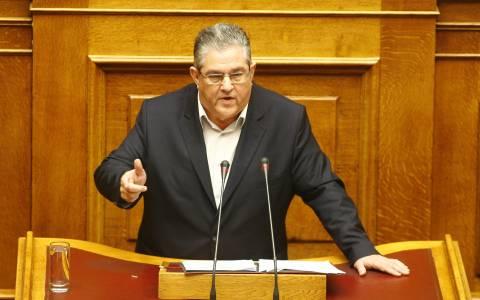 Κουτσούμπας σε ΣΥΡΙΖΑ: Ποιον κοροϊδεύετε; Τους ίδιους σας τους εαυτούς; (video)