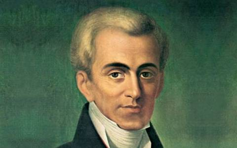 Σαν σήμερα το 1776 γεννήθηκε ο Ιωάννης Καποδίστριας