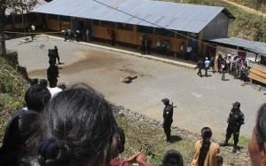 Γουατεμάλα: Τη λίντσαραν και την έκαψαν ζωντανή...