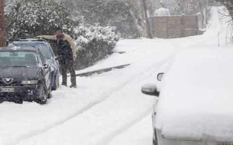 Παγετός στη Μακεδονία