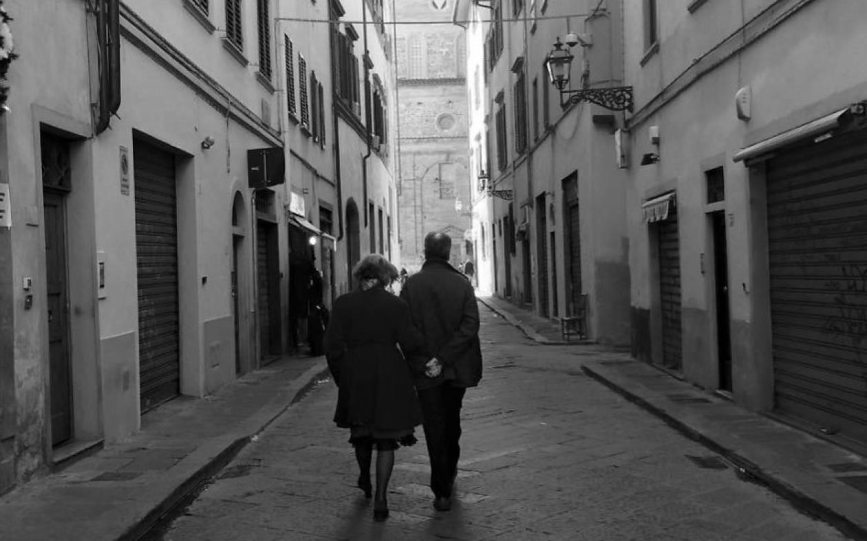 Φλωρεντία: Μικρές λεπτομέρειες σε άσπρο μαύρο (photos)