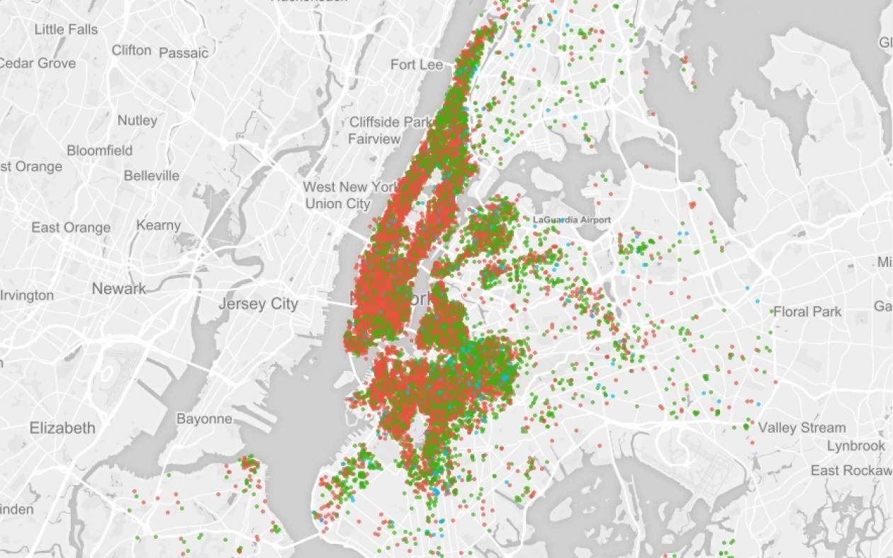 Airbnb: First we take New York then we take...