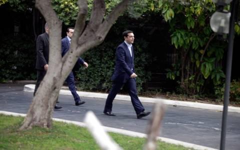 Επικοινωνία του Αλέξη Τσίπρα με τον Κινέζο πρωθυπουργό