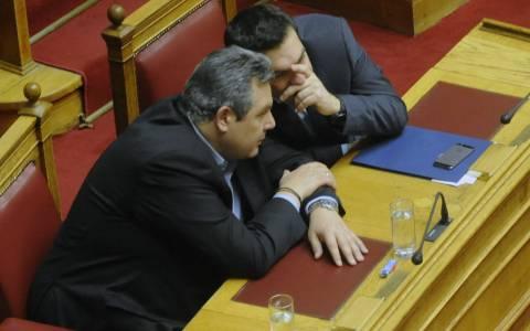 «Όχι ανόητο, απλώς λογικό το πρόγραμμα της ελληνικής κυβέρνησης»