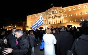 Συγκεντρώσεις συμπαράστασης στην κυβέρνηση ενόψει Eurogroup